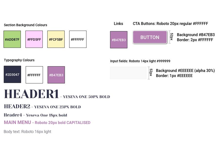 Design Guide Version 1