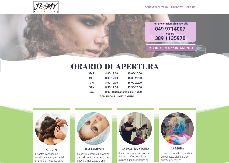 Homepage Version 1