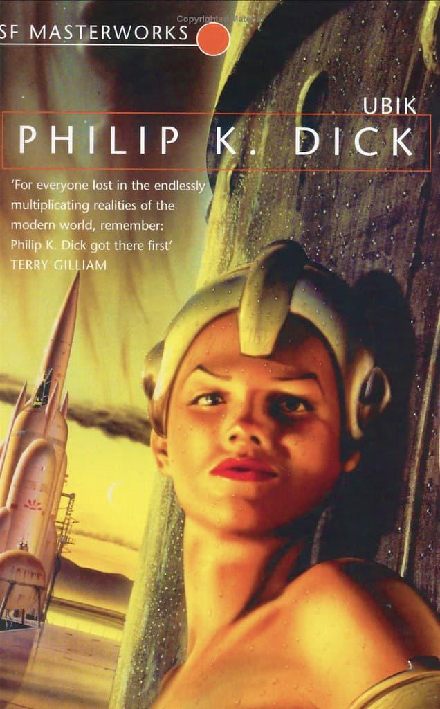 P. K. Dick - Ubik book cover